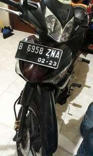 Motor Supra X 125 R