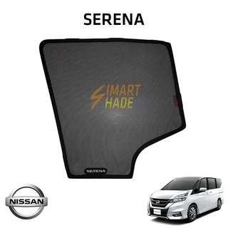 Nissan Serena (C27) Simart Shade Premium Magnetic Sunshade