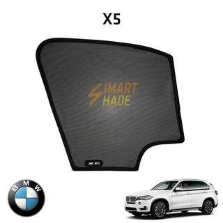 BMW X5 Simart Shade Premium Magnetic Sunshade