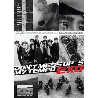 [instocks] sealed exo don't mess up my tempo allegro Version