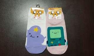 🚚 Adventure Time Socks