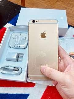🚚 Kate's iPhone 6 Plus 64GB Gold New condition