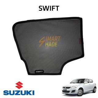 Suzuki Swift (Year 13-16) Simart Shade Premium Magnetic Sunshade