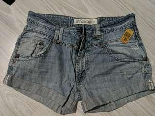 New with tag Denim shorts
