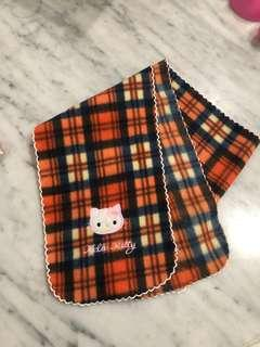 SYAL SCARF HELLO KITTY JAPAN