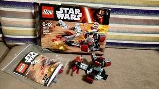 Lego 75134 star wars 淨場景