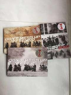 [INSTOCK] EXO DMUMT Albums