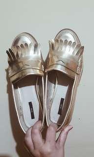 Gold Shoes XXI
