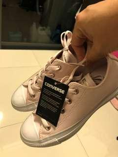 Pink Converse All Star Low cur