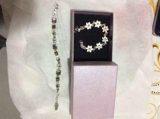 Bracelet in box for Xmas gift