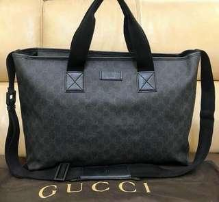 Gucci two way large bag