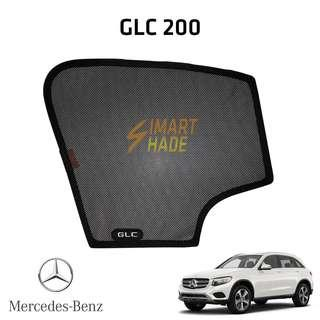 Mercedes-Benz GLC 200/250 Simart Shade Premium Magnetic Sunshade