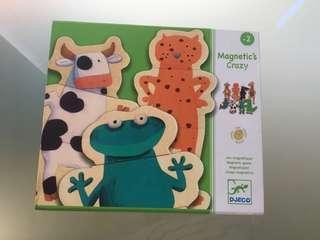 🚚 Djeco Animal puzzle