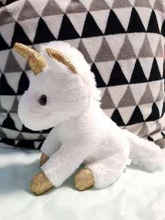 Glitter Unicorn Stuff Toy