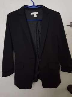 Authentic H&M Black Blazer