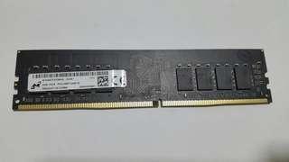 Micron 8gb DDR Ram 2400