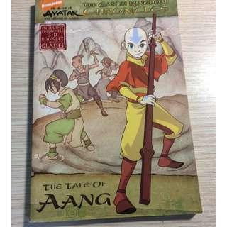🚚 PROTECTIVE WRAPPING SERVICE AVAILABLE          !!NEW CONDITION  !!             Legend of Aang- Earth Kingdom Chronicles