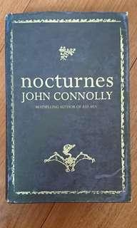 Nocturnes by John Connolly (Hardback cover)
