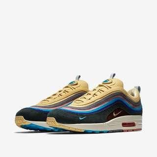 🚚 🔥 In Stock🔥 US10.5/12 Nike Sean Wotherspoon Air Max 1/97