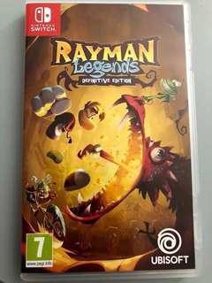 Rayman nintendo switch