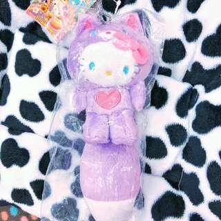 🚚 北海道限定kitty娃娃吊飾
