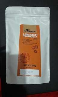 Liberica Peaberry Whole Coffee Beans