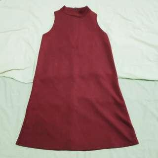 Red Mini Dress No Brand