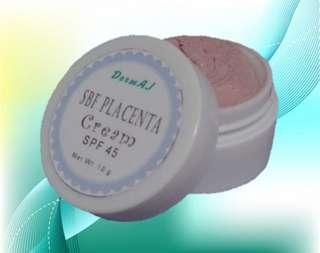 Dermaj SBF Placenta Cream Spf45
