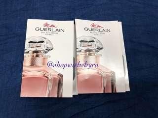 Mon Guerlain EDP  Florale. 0.7ml vial. 2 PCS AVAILABLE. RM10 EACH EXCLUDING POSLAJU