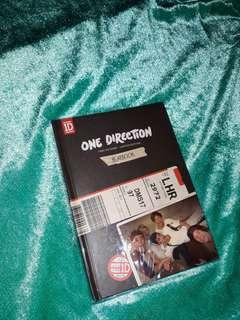 [MEET UPS ONLY] ONE DIRECTION - TAKE ME HOME - LIMITED YEARBOOK EDITION