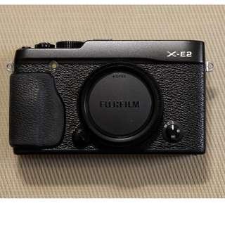 Fujifilm XE2 X-E2 body