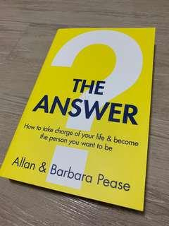 The Answer by Allan & Barbara Pease