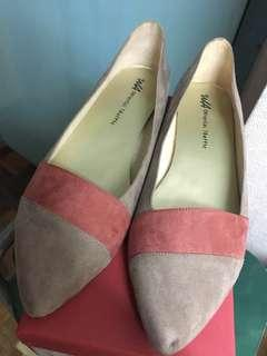 Oriental Traffic 尖頭平底鞋