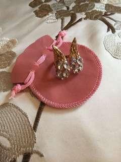 SALE 🌟stunning Angel ring with Swarovski elements