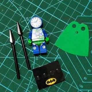 Lego Batman Movie Clock King