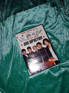 [MEET UPS ONLY] ONE DIRECTION - ALL FOR ONE DVD