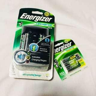Energizer recharge pro