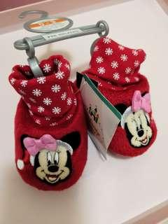 迪士尼米妮bb鞋(聖誕優惠)