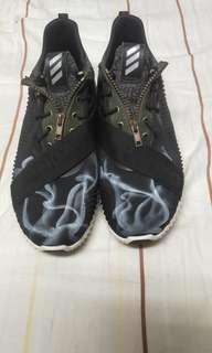 ADIDAS ALPHA BOUNCE客製鞋