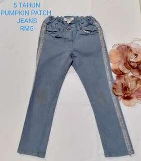 pumpkin patch jeans