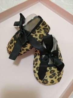 豹紋bb鞋(聖誕優惠)