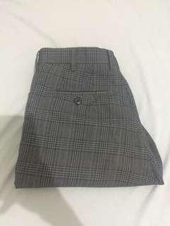 Tartan Pants / Vintage Pants