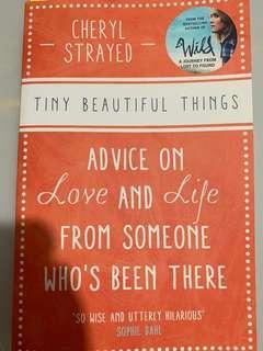 Tiny beautiful things book