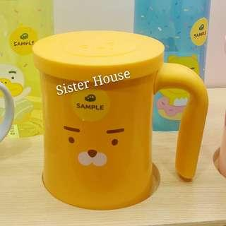 🇰🇷 Kakao Little Friends Ryan Stainless Steel Mug Cup 不鏽鋼杯