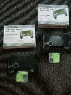 Gaming pad for android phone