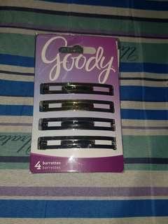 Goody hairpin barrettes