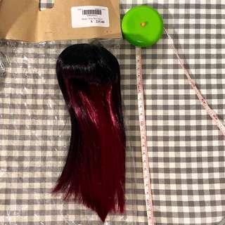 BJD MSD wig 01 (VOLKS)