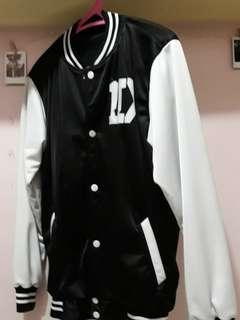 [MEET UPS ONLY] ONE DIRECTION  - 1D - TOMLINSON VARSITY JACKET