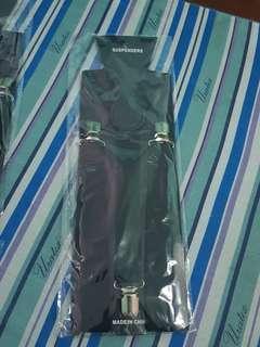 Black suspender