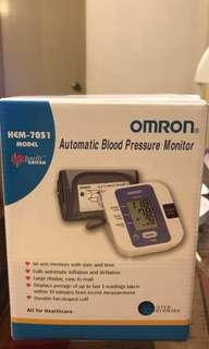 Omron HEM-7051電子血壓計